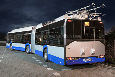 19 O-Busse für La Spezia