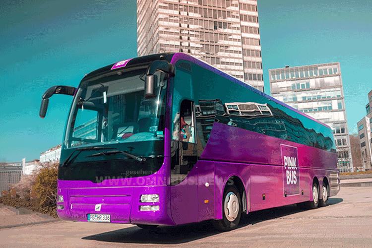 Pinkbus startet wieder
