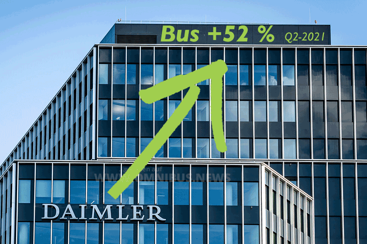 Daimler Buses +52 %