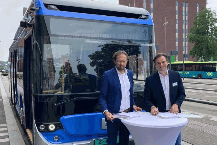 39 Ebusco 3.0 für Transdev