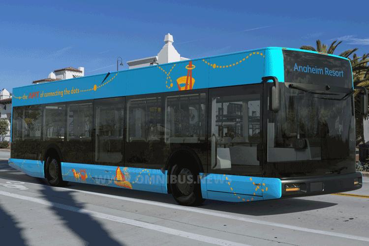 Arrival E-Bus startet bei ATN