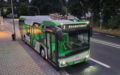 Bamberg ordert Solaris