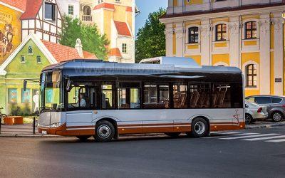 Solaris liefert nach Spanien