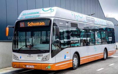 Van Hool FC-Bus für Brüssel