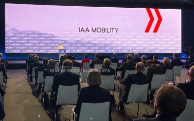 IAA 2021 eröffnet