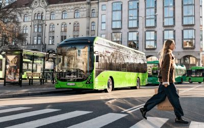 Nobina ordert 122 E-Busse