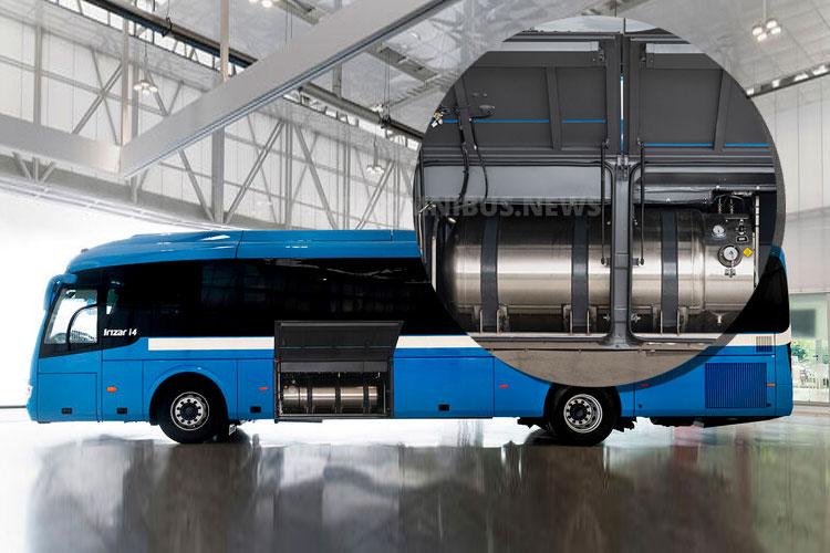 LNG-Bus mit 1.000 km