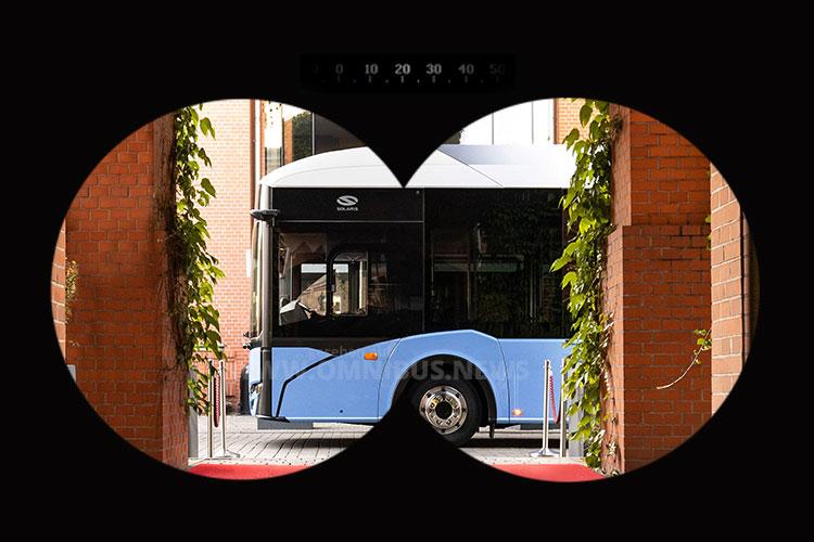 Midi-E-Bus-Premiere