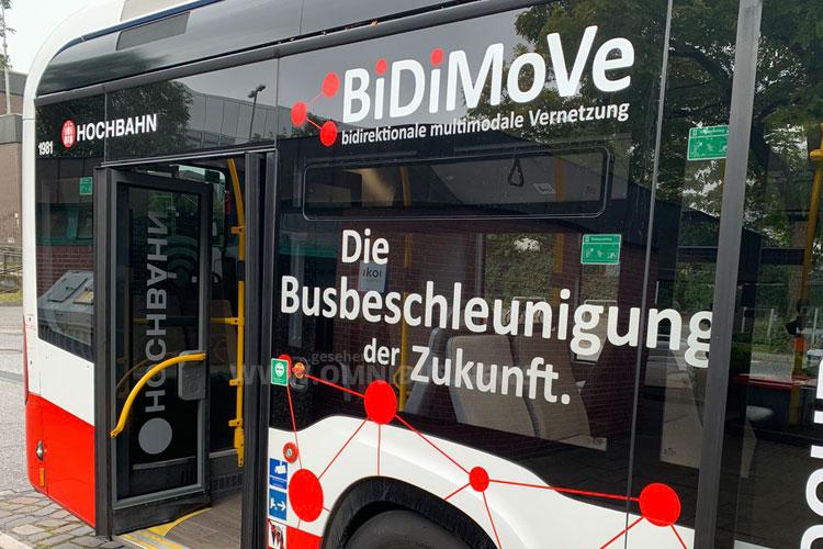 Busoptimiert dank BiDiMoVe