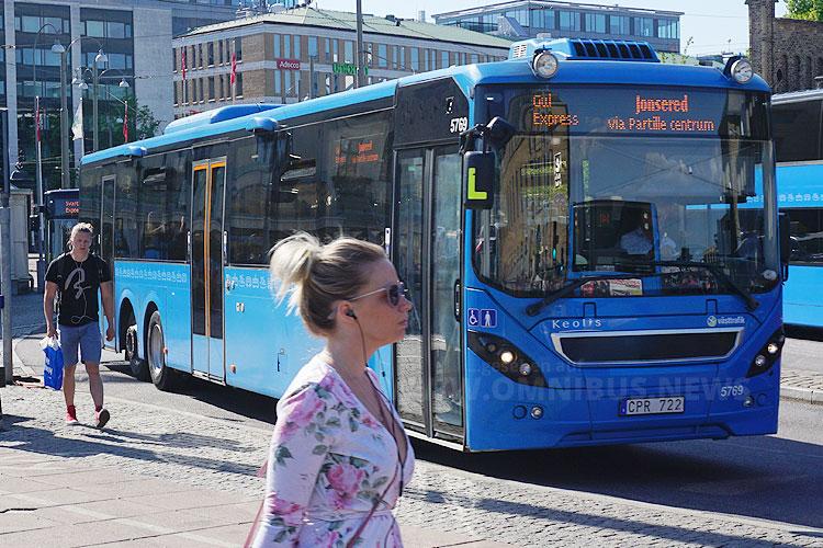 Großauftrag: 166 Busse