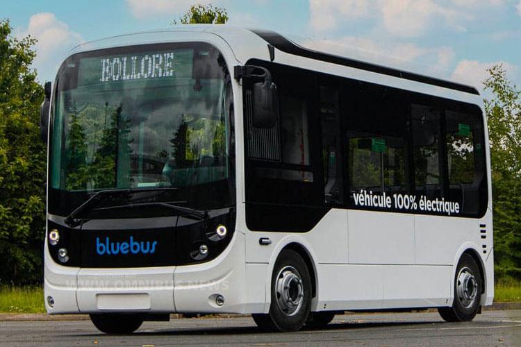 Midi-E-Bus überarbeitet
