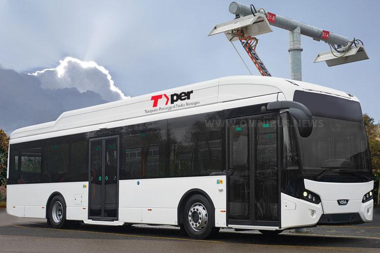 Bis zu 27 E-Citea für TPER