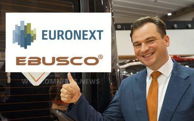 Ebusco plant Börsengang