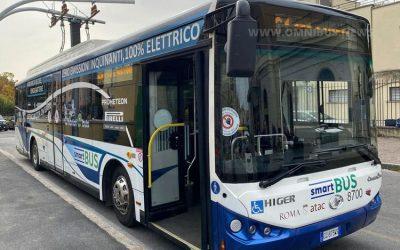 1.000 E-Busse für ATAC Rom